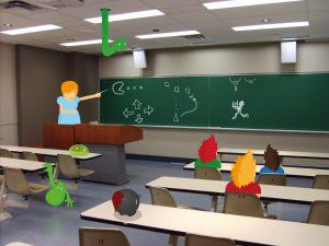 toepassen van gaming in onderwijs
