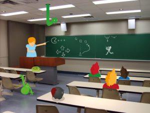 Bijscholing gaming in het onderwijs